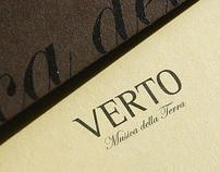 VERTO logo / booklet