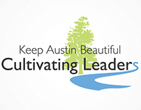 Keep Austin Beautiful: Cultivating Leaders Logo