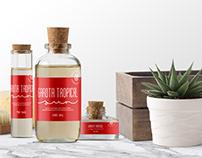 Branding | Garota Tropical Sun