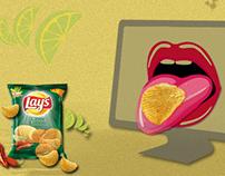 Social Media Ads - LAYS