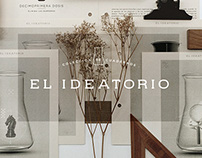 El Ideatorio [ Notebook Collection ]