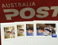 A B O U T M E - postcard