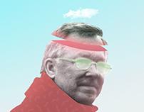 Alex Ferguson Artwork