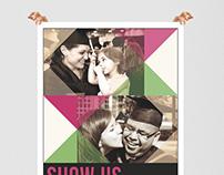 Poster - ShowUsYourLove.org