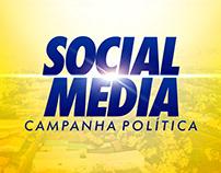 CAMPANHA VEREADOR - MIDIA SOCIAL