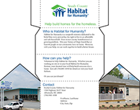 Habitat for Humanity Fold-Up House