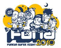 LI-NING FUNRUN SUPER NIGHT.