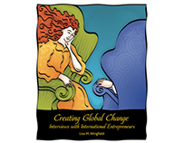 Creating Global Change Book: Design & Illustration