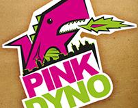 PINK DYNO LOGO
