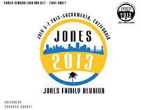 Family Reunion Logo Design Project