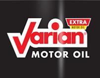 Varian Motor Oil