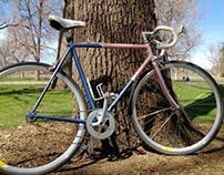 Kaela's Banana bike