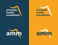 Logo Concept - Armoede Maakt Moedeloos