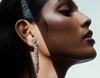 Human Nature Jewerly campaign