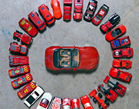 Toy Car Color Study