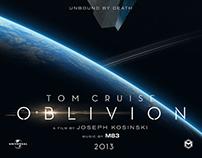 Oblivion Poster 2: Unbound by Death