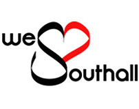 "Logo: ""We Love Southall"""