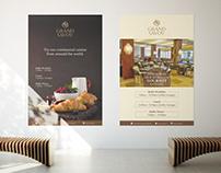 Poster - Savoy, Pescado