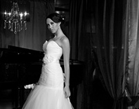 Serendipity Gowns In Black & White