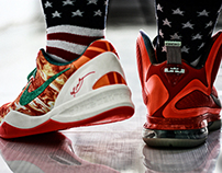 Nike Kobe 8 & Nike LeBron 9 All-Star