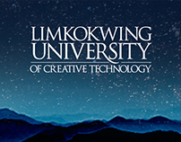 Limkokwing University Building Wrap