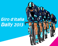 Giro d'Italia daily