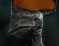 Portrait of  Tupandactylus