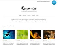 Responsive, Premium Joomla T3 Template