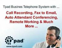Free Business Class Telephone System for your Business