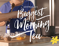 Cancer Council– Australia's Biggest Morning Tea
