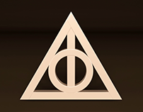 Harry Potter Deathly Hallows 3D Animation