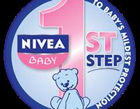 NIVEA BABY 1st Step