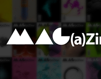 MAG(a)Zine Masthead and Cover concepts