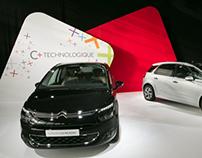 Citroen | C4 Picasso launch