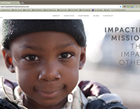 HUB Philanthropic Solutions Website Design