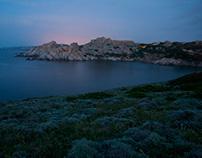 Sardinian Coast-Stone-Rock