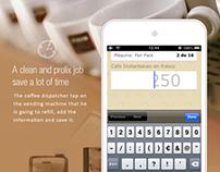 Lavieri Logistic App for iOS