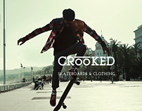 Crooked Skateboards & Clothing