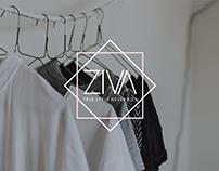 Ziva Logo Design