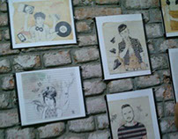 Exhibition MEXICO DF - NOOX Gallery