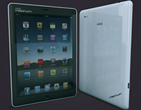 Lacs Tablet-3d work
