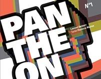 Magazine Design / Pantheon ///