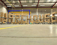 Handmade Typography - Warehouse Rock