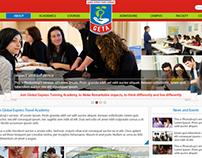 GETA Web UI Design