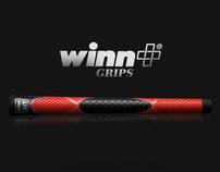 Winn Grips Site Redesign