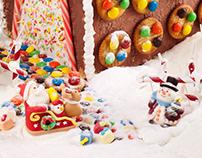 Cake House Photoshoot