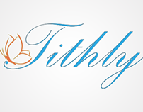 Tithly Logo Design