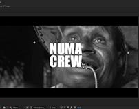Motion Graphic - FSB invite Numa Crew