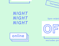Shop One Night
