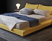 Bonaldo Owen Bed